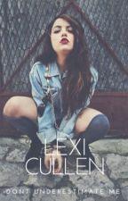 Lexi Cullen 🃏 by ddllernjergi