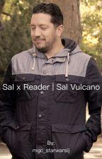 Sal x Reader   Sal Vulcano by mgc_starwarsij