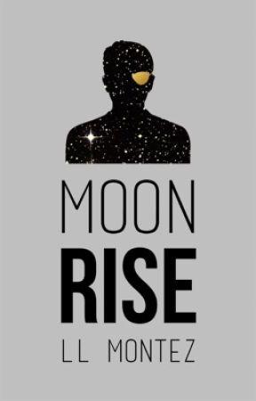 Moon Rise by LLMontez