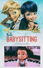 Babysitting • Adrienette • by cartoondevotee