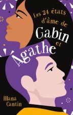 Les 24 états d'âmes de Gabin et Agathe. by illana_ca