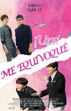 ¡Ups! Me Equivoqué ||Kyuwook|| by JesiBlack