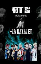 BTS +18 by kimsemkyungsoo