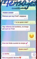 *Mensajes* LoonXBonBon (Fnafhs)  by La_Persona_X