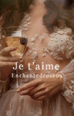 Je t'aime ~ P.Wesley by Enchantedrose09