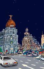 Madrid by Marciex