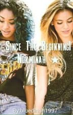 Since The Beginning  Norminah by bluedinah1997