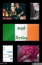 IRISH TEXTING🍀 |N.H| by Fake_Tess