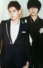 Eres de mi propiedad (YeWook) (Super Junior) by TintasDeSangre