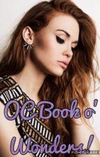 OC Book!  by BxkaBxtch