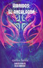 Híbridos: El Ancalagon by carlosfanfic
