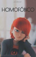 H O M O F Ó B I C O [MLB] Adrien × Nathaniel  by -ImPao-