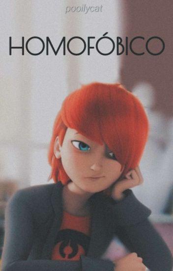 H O M O F Ó B I C O [MLB] Adrien × Nathaniel