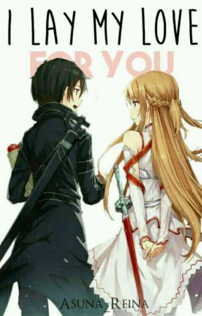 I lay my love on you by Asuna_reina