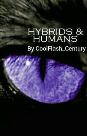 Hybrids and Humans: V+KOOK by CoolFlash_Century