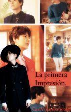 La primera impresión. by CaroleinLandaeta