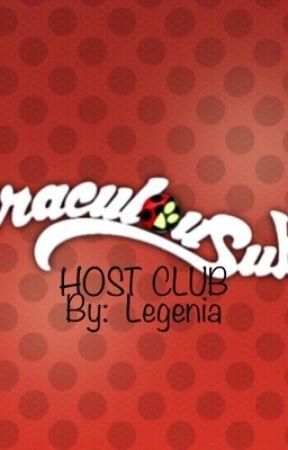 Miraculous Host Club by Legenia