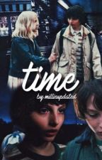 time // mike + eleven by jasonsedits