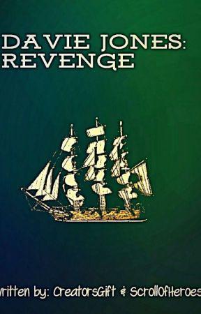 Davie Jones: Revenge. by ScrollOfHeroes