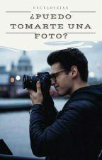 ¿Puedo tomarte una foto?   by CecyLoveian