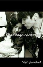 Marriage contract by YuniaSari5