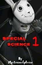 Special Science 1 (SS-1) by MysteriouslyDesire