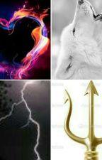 Potomek Čtyř Bohů by KatarinaDespacito