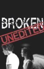 Broken || h.s. AU (old version) by rachaelgrigg