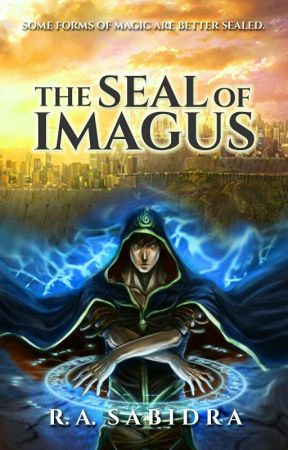 The Seal of Imagus by PlsCurryMe