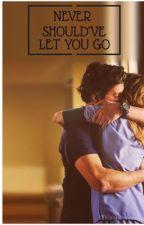 Never Should've Let You Go by TravyBearNLT