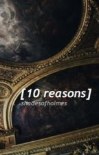 10 reasons | Johnlock by shadesofholmes