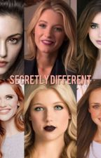 Secretly Different by JMilani