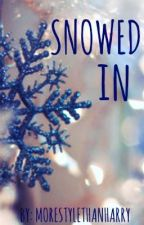 snowed in // h.s. christmas short story by morestylethanharry