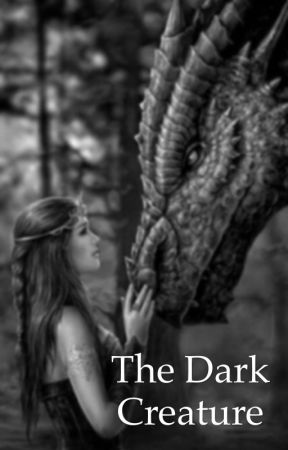 The dark creature by saramorgan111