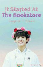 It Started At The Book Store | Jungkook × Reader by mayukiyuki_