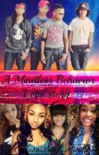 Mindless Behavior Lovestory Rated R *Caution Extreme Drama* by GolfWang_