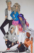 *Benvenuti nel mio mondo, i miei disegni* by Magic_Jolly03