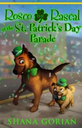 Rosco the Rascal at the St. Patrick's Day Parade by ShanaGorian