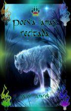 Poesía jamas recitada by ShadowOfChopin