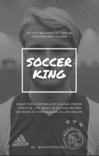 soccer king. {K.D. Ajax} by writingbykris