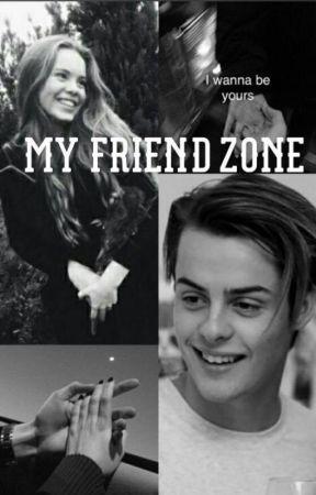 My friendZone ||Chris&Eva by rozowa_mary