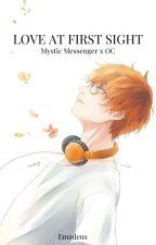 Love At First Sight『Mystic Messenger BxB』 by DeusLittleWorld