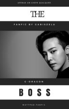 The Boss • G-Dragon { Hiatus} by Gabiszela