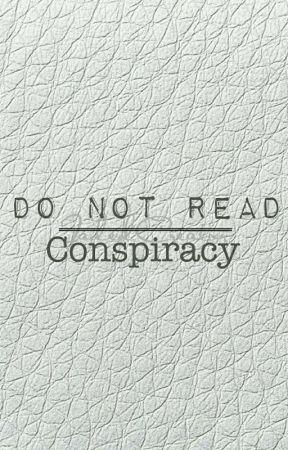 Conspiracy by jadedcreator