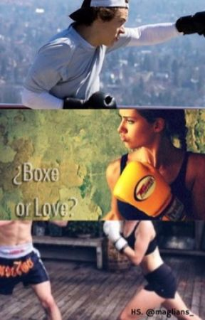 ¿Boxe or Love? HS. by Maglians_