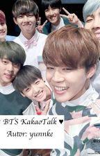 ♥ BTS KakaoTalk ♥ by yunnke