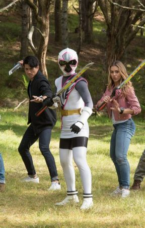 Power Rangers Mega Ninja Steel Season 1 - Power Rangers