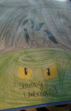 My sketch book ✏ by ShiningUmbreon03