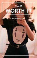 円相場ティー | yw. was it worth it by hoshined