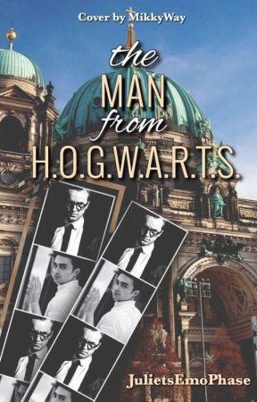 The Man From H.O.G.W.A.R.T.S. (A Drarry FanFiction) by JulietsEmoPhase